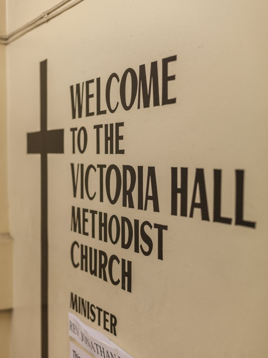 Victoria Hall Methodist Church